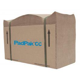 Padpak CC 70 g/m² 380 mm x 360 mtr bruin