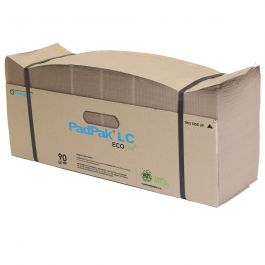 Padpak LC Ecoline 90 g/m² 570 mm x 300 mtr bruin