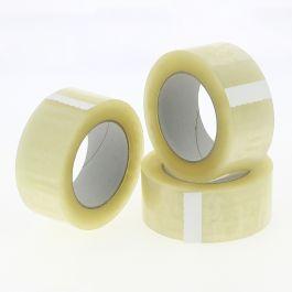 Tape PP hotmelt 48 mm x 66 mtr transparant