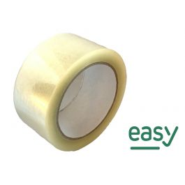 Easy tape 50 mm x 66 mtr transparant
