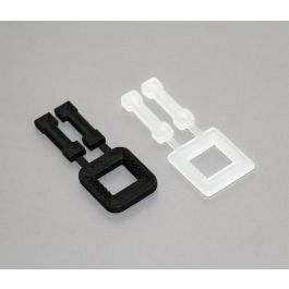 Gespen plastic type 291-9/12