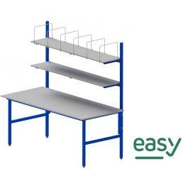 Easy paktafel 1600 x 900 x 850 mm