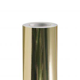 VinylEfx® goud hoogglans 1220 mm x 45 M 90 µ