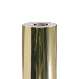 ORACAL® 351 Polyester Film 911 goud hoogglans 1260 mm x 50 M 23 µ
