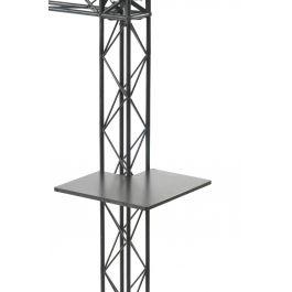 Crosswire 10x10, L-table 30x30 cm