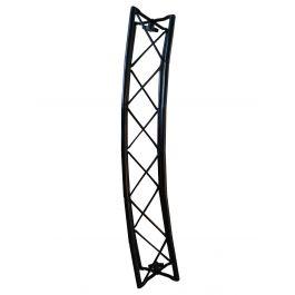 Crosswire 10x10, 40 cm curve module