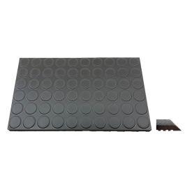 Anti-vermoeidheidsmat 1200 x 600 x 11 mm donkergrijs