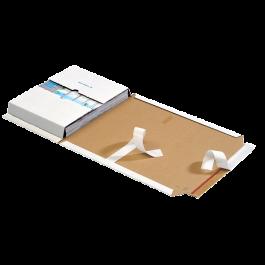 Boekverpakking 455 x 320 x 55 mm wit A3