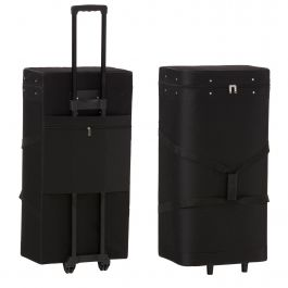 Square soft trolleycase