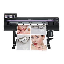 Mimaki CJV150-107 Integrated Solvent Inkjet Printer/Cutter (Print & Cut)