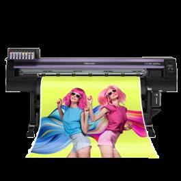 Mimaki CJV300-160 Integrated Solvent Inkjet Printer/Cutter (Print & Cut)