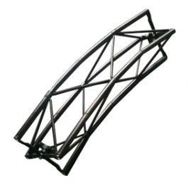 Crosswire 10x10, 60cm curve module