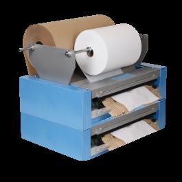 Geami WrapPak HV systeem blauw