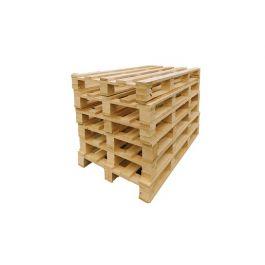 Houten pallets 1200 x 800 mm IPPC-ISPM 15 HT (gebruikt)