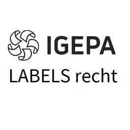 Igepa labels wit 210 x 289 mm (vel 297x210) 1eti/100