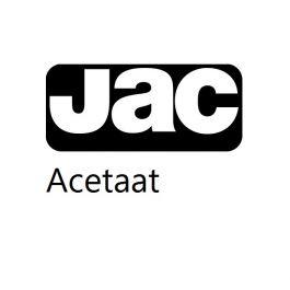 Jac acetaatzijde tex-duro 125 g/m² 500 x 700 mm wit
