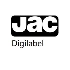 Jac Digilabel PET clear gloss 88 g/m² 320 mm x 460 mm BL permanent