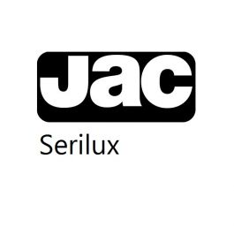 Jac serilux  700 mm x 1000 mm 90 µ transparent glanzend PERM SPLIT