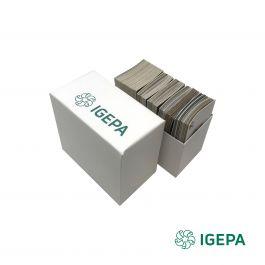 Igepa Newdeco kleurenbox 2021 - 2023