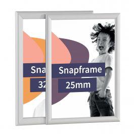 25mm Snapframe verstek A4