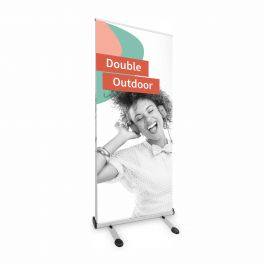 Double Outdoor 85x200, single packed