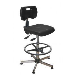 Werkplek stoel hoog
