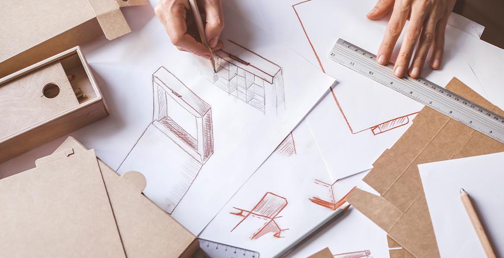 Packaging verpakkingsmateriaal dozen